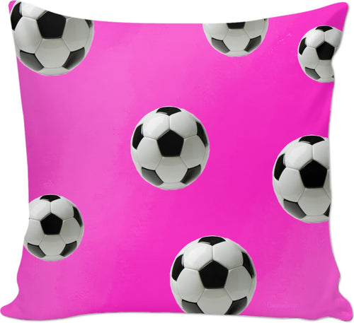 Couch pillows Soccer