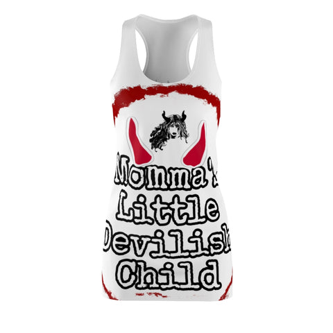 Racerback Dress Devilish child
