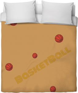Duvet covers Basketball