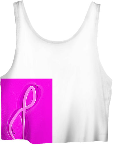 Crop Top Breast Cancer Collection