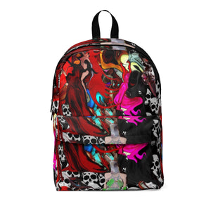 Unisex Classic Backpack devils play 1