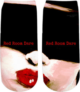 Socks Ankle Red Room Dare Collection 1