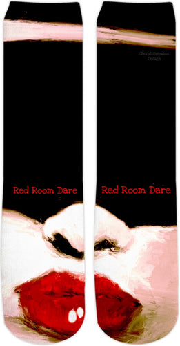 Socks Crew Red Room Dare Collection 1