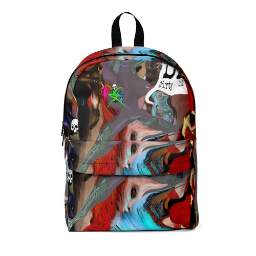 Unisex Classic Backpack dlf