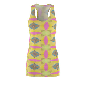 Women's Cut & Sew Racerback Dress5