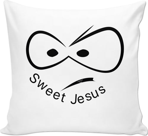 Couch Pillows Sweet Jesus 2