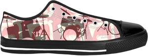 Low Top Shoes Drummers Licks Rhythm Wear 1