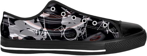Low Top Shoes Drummers Licks Rhythm Wear 2