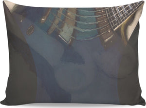 Pillow Cases Guitar And Nude 3