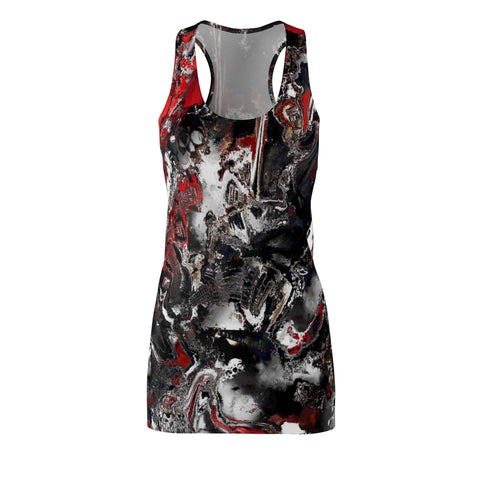 Women's Cut & Sew Racerback Dress r