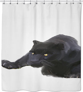 Shower Curtain Beastwear 3