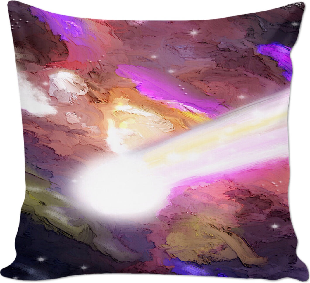 Couch Pillows Comet Glow