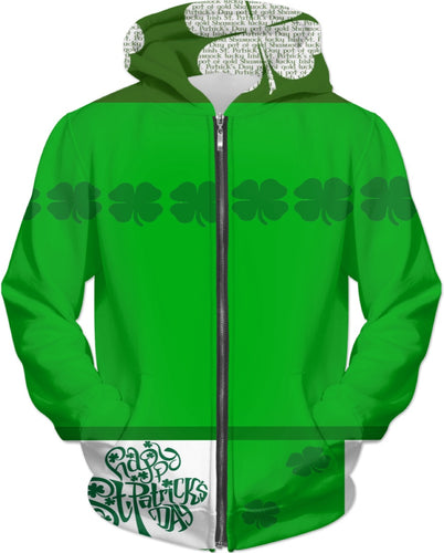 Hoodies Shamrock 4