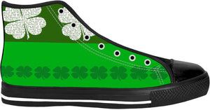 High Top Shoes Shamrock 3
