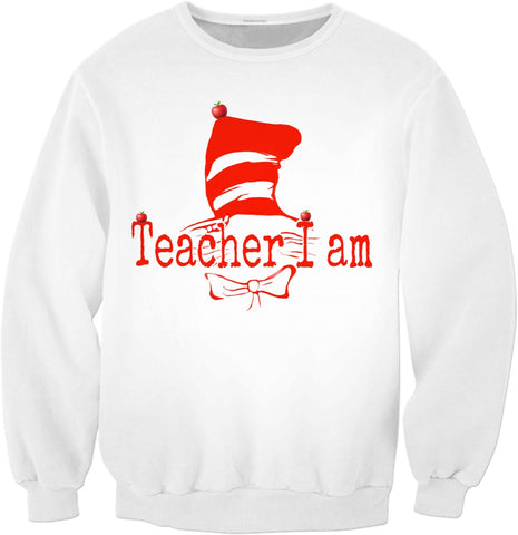 Sweatshirts Teacheriam1