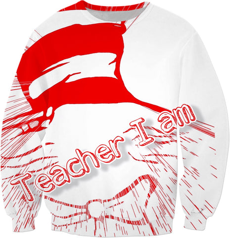 Sweatshirts Teacheriam2
