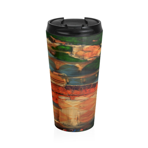 Stainless Steel Travel Mug TN stadium