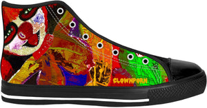High Top Shoes Clownporn 1
