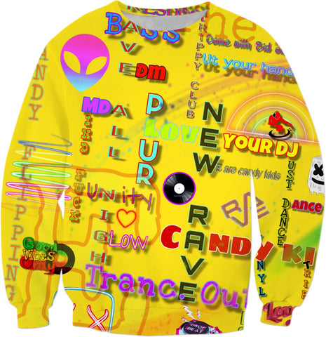 Sweatshirts Ravers1