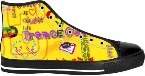 High Top Shoes B Ravers2