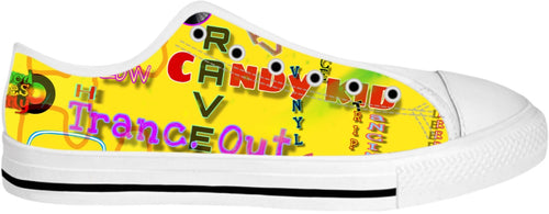 Low Top Shoes Ravers1