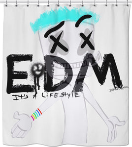 Shower Curtain Edm2