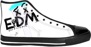 High Top Shoes Edm3