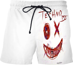 Swimming Shorts Tedtechno