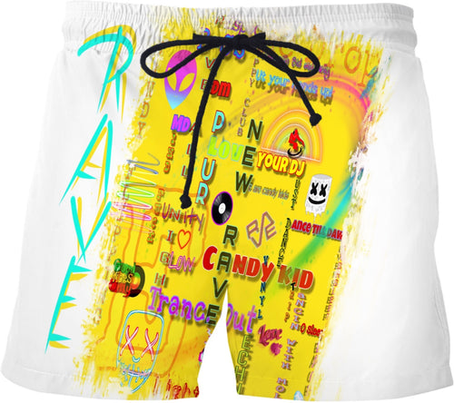 Swimming Shorts Rave4
