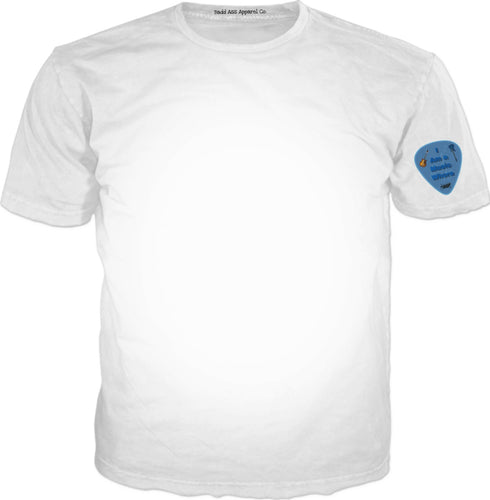 T-shirts Guitar Pick2