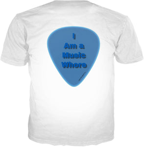 T-shirts Guitar Pick 5
