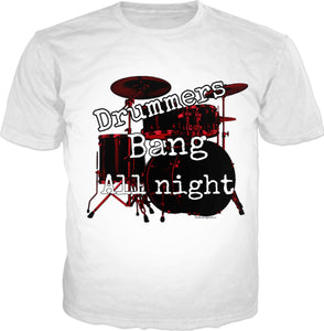 T-shirts Drummers2
