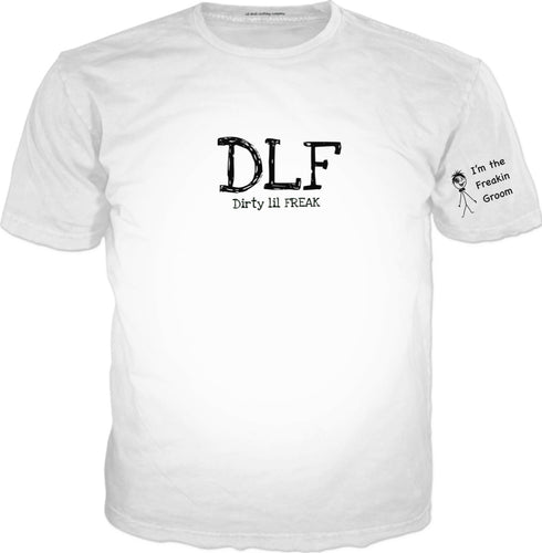 T-shirts DLF I'm The Freakin Groom