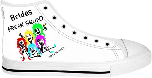 High Top Shoes Brides Freak Squad DLF