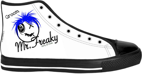 High Top Shoes Mr. Freaky Groom DLF