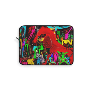 Laptop Sleeve Abstract 1