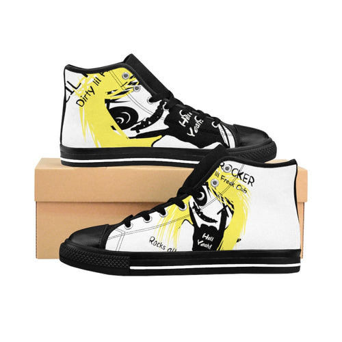 Women's High-top Sneakers DLF Hell yeah