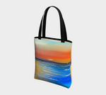 Tote bag Beach