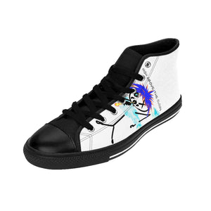 Men's High-top Sneakers high above dlf