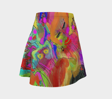 Flare skirt Women power