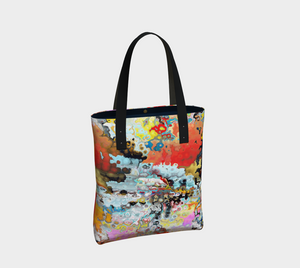 Tote bag Abstract1