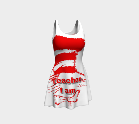 Flare dress teacheriam1