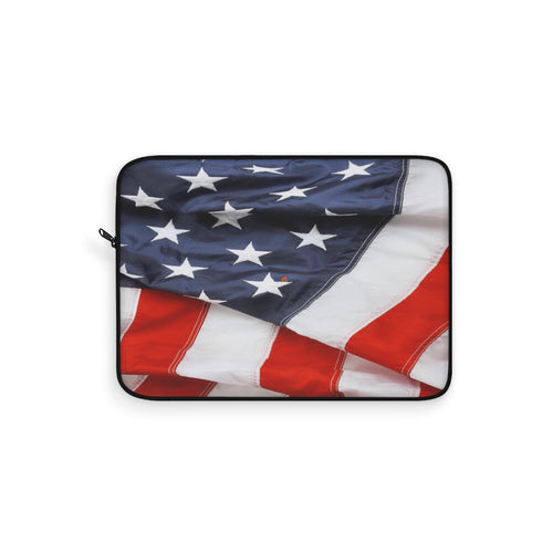 Laptop Sleeve USA flag
