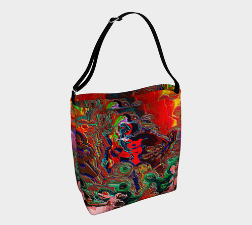 Day tote Abstract2
