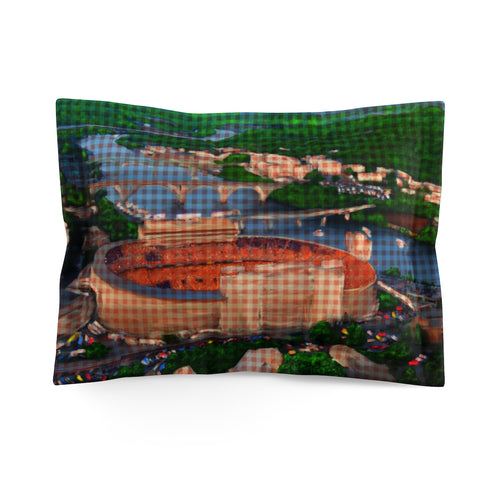 Pillow shams Microfiber Tennessee