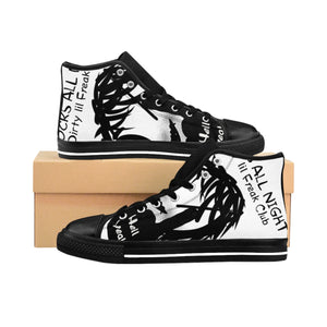 Men's High-top Sneakers DLF all night