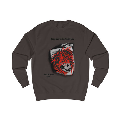 Men's Sweatshirt come over freaky side dlf