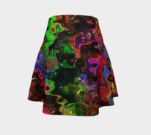 Flare skirt Bright colors