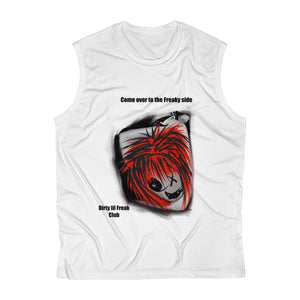 Men's Sleeveless Performance Tee freaky side dlf