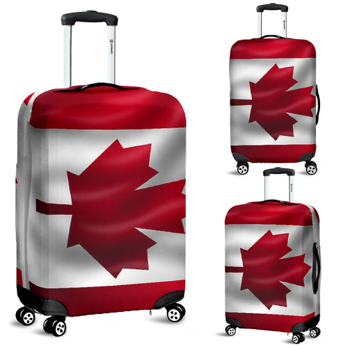 Luggage Cover ~ Canada